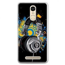 Etui na telefon Xiaomi Redmi Note 3 - słuchawki