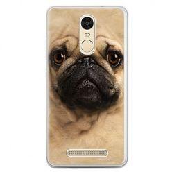 Etui na telefon Xiaomi Redmi Note 3 - pies szczeniak Face 3d