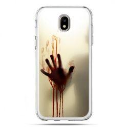 Etui na telefon Galaxy J5 2017 - Zombie