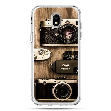 Etui na telefon Galaxy J5 2017 - aparaty retro