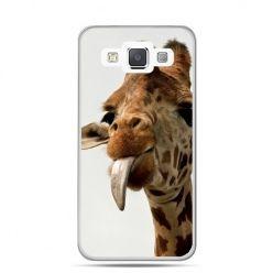 Galaxy J1 etui żyrafa z językiem - PROMOCJA !