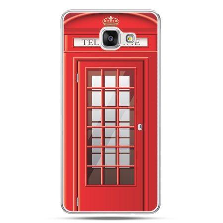 Galaxy A5 (2016) A510, etui na telefon budka telefoniczna - PROMOCJA !