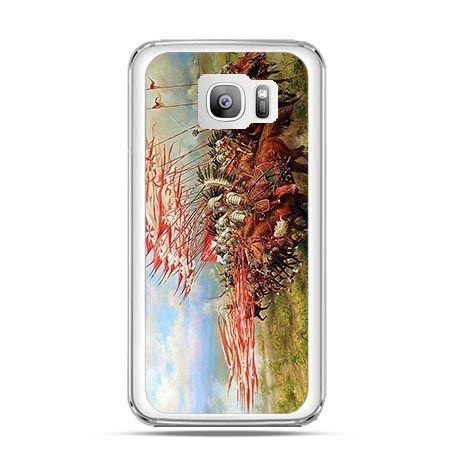 Etui na telefon Galaxy S7 Edge Polska Husaria - PROMOCJA !