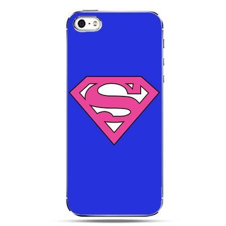 iPhone SE etui na telefon Supergirl - PROMOCJA !