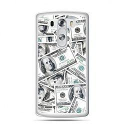 LG G4 etui dolary banknoty - PROMOCJA !