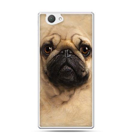 Xperia Z1 compact etui pies szczeniak Face 3d - PROMOCJA !