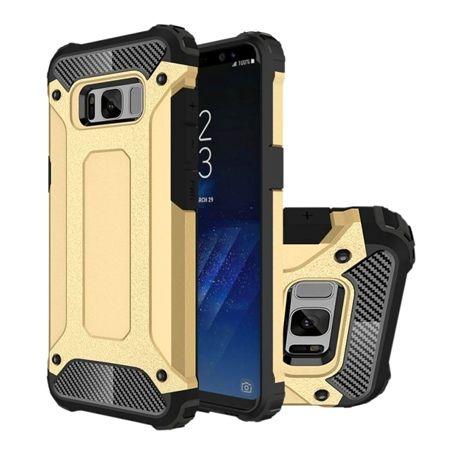 Pancerne etui na Galaxy S8 - Złoty.