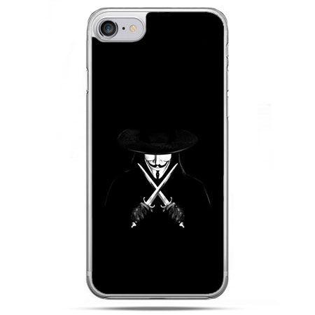 Etui na telefon iPhone 8 - Anonimus