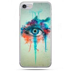 Etui na telefon iPhone 8 - oko