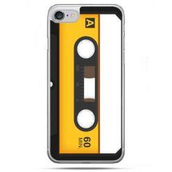 Etui na telefon iPhone 8 - kaseta magnetofonowa