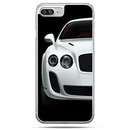 Etui na telefon iPhone 8 Plus - samochód Bentley