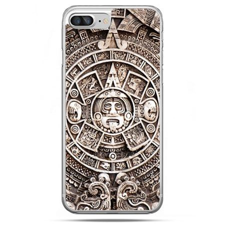 Etui na telefon iPhone 8 Plus - Kalendarz Majów 2