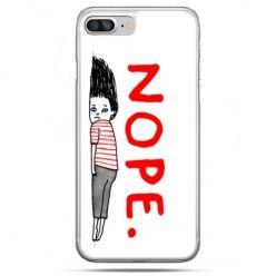 Etui na telefon iPhone 8 Plus - Nope