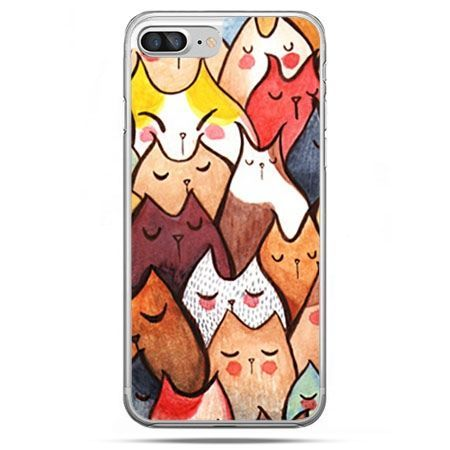 Etui na telefon iPhone 8 Plus - koty