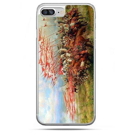 Etui na telefon iPhone 8 Plus - Polska Husaria