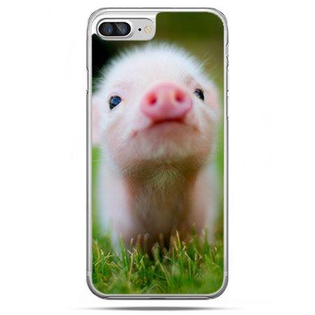 Etui na telefon iPhone 8 Plus - świnka