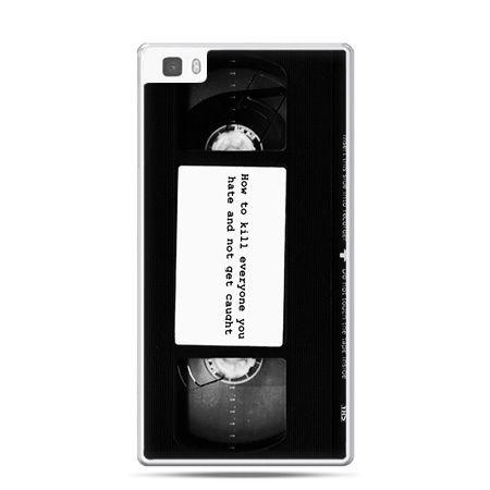 Huawei P8 Lite etui kaseta video