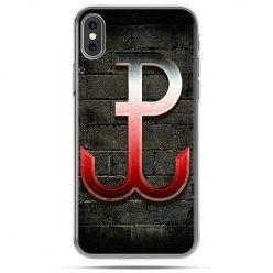 Etui na telefon iPhone X - Polska Walcząca