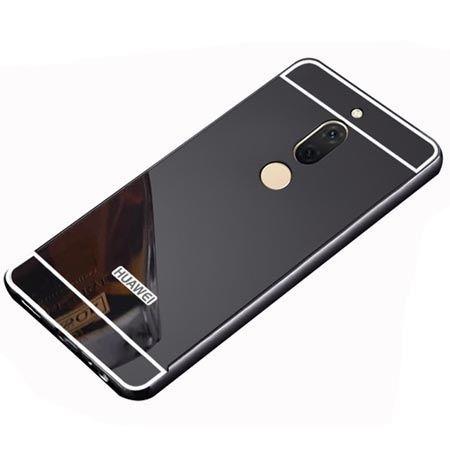 Etui na Huawei Mate 10 Lite Mirror bumper case - Grafitowy.