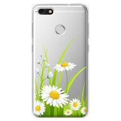 Etui na Huawei P9 Lite mini - polne stokrotki.
