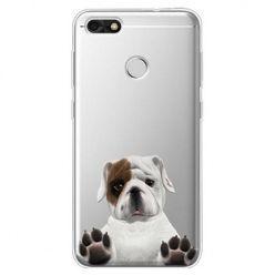 Etui na Huawei P9 Lite mini - słodki szczeniaczek.