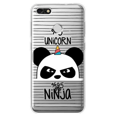 Etui na Huawei P9 Lite mini - ninja Unicorn - Jednorożec.