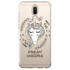 Etui na Huawei Mate 10 lite - Dream unicorn - Jednorożec.