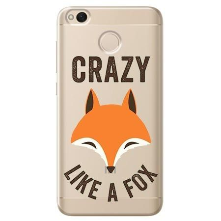 Etui na Xiaomi Redmi 4X - Crazy like a fox.