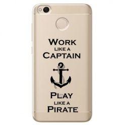 Etui na Xiaomi Redmi 4X - Work like a Captain…