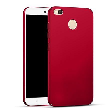 Etui na telefon Xiaomi Redmi 4X -  Slim MattE - Czerwony.