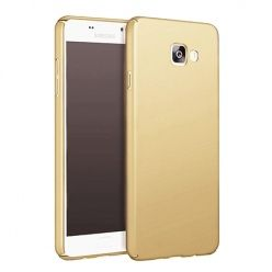 Etui na telefon Samsung Galaxy A5 2017 -  Slim MattE - Złoty.