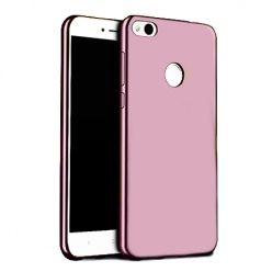 Etui na telefon Huawei P9 Lite 2017 - Slim MattE - Różowy.
