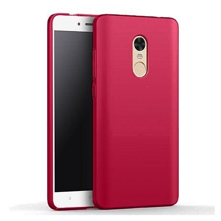 Etui na telefon Xiaomi Redmi Note 4 - Slim MattE - Czerwony.
