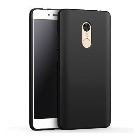 Etui na telefon Xiaomi Redmi Note 4 - Slim MattE - Czarny.