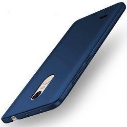 Etui na telefon LG K10 2017 - Slim MattE - Granatowy.