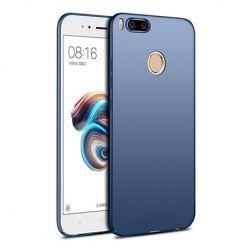 Etui na telefon Xiaomi Mi A1 - Slim MattE - Granatowy.