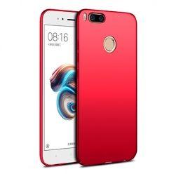 Etui na telefon Xiaomi Mi A1 - Slim MattE - Czerwony.
