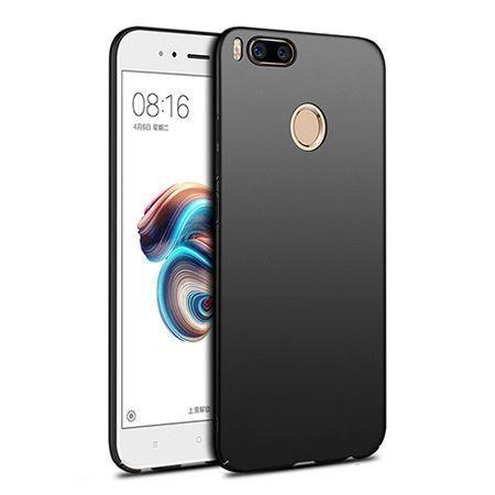 Etui na telefon Xiaomi Mi 5x - Slim MattE - Czarny.