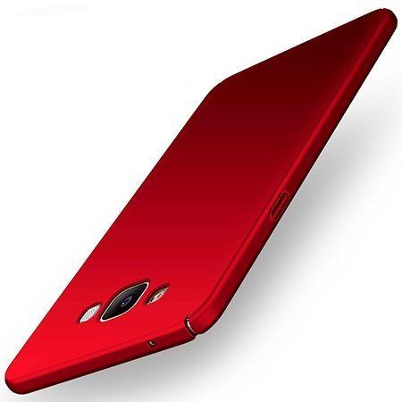 Etui na telefon Samsung Galaxy A5 2015 -  Slim MattE - Czerwony.
