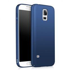 Etui na telefon Samsung Galaxy S5 - Slim MattE - Granatowy.