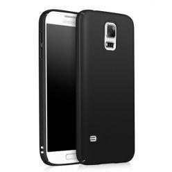 Etui na telefon Samsung Galaxy S5 - Slim MattE - Czarny.