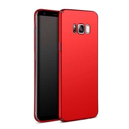 Etui na telefon Samsung Galaxy S8 Plus - Slim MattE - Czerwony.