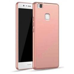 Etui na telefon Huawei P9 Lite - Slim MattE - Różowy.