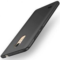 Etui na telefon LG K8 2017 - Slim MattE - Czarny.