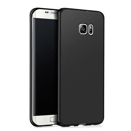 Etui na telefon Samsung Galaxy S7 Edge - Slim MattE - Czarny.
