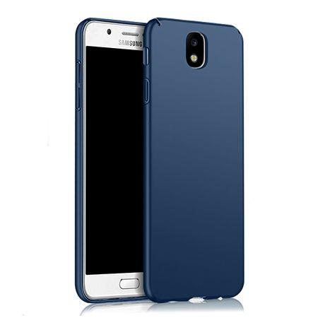 Etui na telefon Samsung Galaxy J3 2017 - Slim MattE - Granatowy.