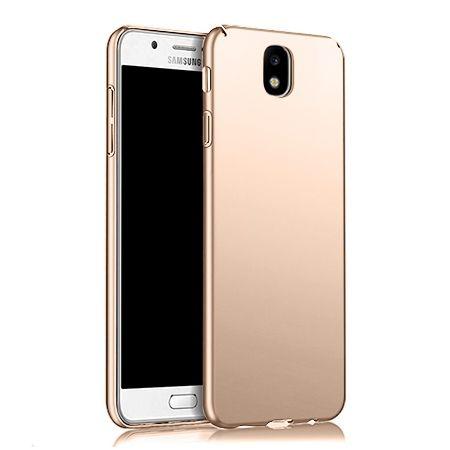 Etui na telefon Samsung Galaxy J3 2017 - Slim MattE - Złoty.
