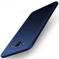 Etui na telefon Samsung Galaxy Grand Prime - Slim MattE - Granatowy.