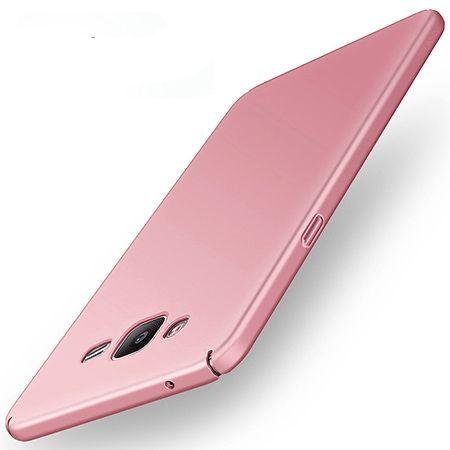 Etui na telefon Samsung Galaxy Grand Prime - Slim MattE - Różowy.