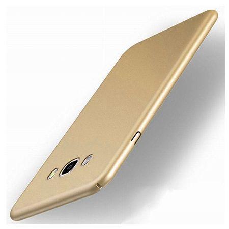 Etui na telefon Samsung Galaxy J5 2016 - Slim MattE - Złoty.